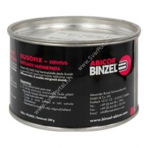 паста abicor binzel dusofix 300ml