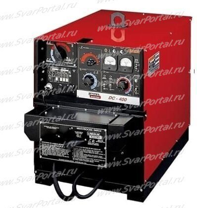 DC 400 K1309-20  Lincoln Electric Idealarc DC-400