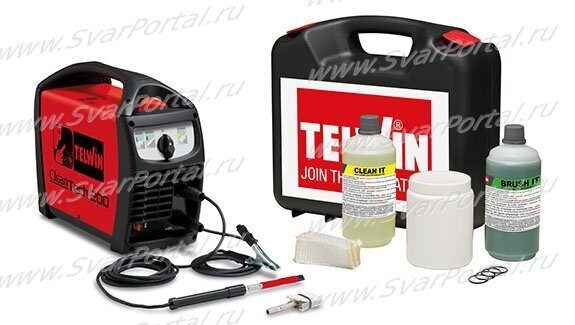 850020 CLEANTECH 200 230V + KIT
