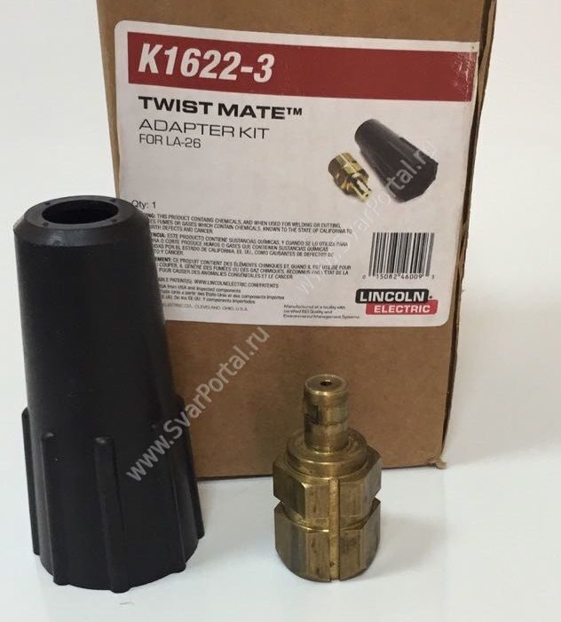 """ITEM 285-Thermacut 22-50 Nozzle 1//2/"""" for Tweco N0 1 Only 2 Mig Guns"""