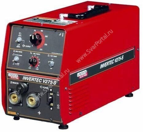 INVERTEC® V275-S STICK WELDER  K2269-1 Lincoln Electric